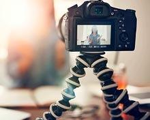 Как снимать книжные видео