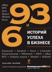 93 и 6 историй успеха в бизнесе. Михаил Хомич, Юрий Митин
