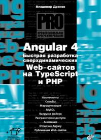 Angular 4. Владимир Дронов