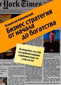 Бизнес-стратегия от начала до богатства. Владислав Крашевский