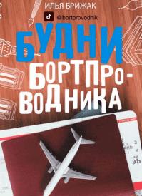 Будни бортпроводника. Илья Брижак