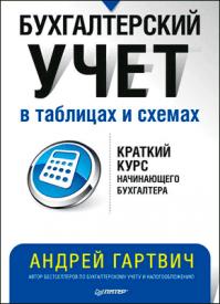 Бухгалтерский учет в таблицах и схемах. Андрей Гартвич