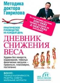 Дневник снижения веса. Михаил Гаврилов