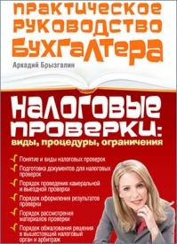 Налоговые проверки: виды, процедуры, ограничения. Аркадий Брызгалин