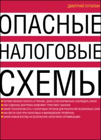 Опасные налоговые схемы. Дмитрий Путилин