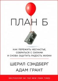 План Б. Шерил Сэндберг, Адам Грант