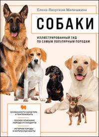 Собаки. Елена Яворская-Милешкина