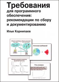 Требования для программного обеспечения. Илья Корнипаев