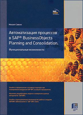 Автоматизация процессов в SAP BusinessObjects Planning and Consolidation. Михаил Савкин