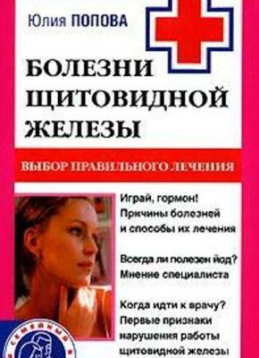 Болезни щитовидной железы. Юлия Попова